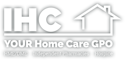 IMCO Home Care (IHC) White Logo